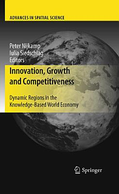 Innovation  Growth and Competitiveness PDF