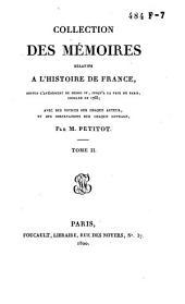 Collection des mémoires relatifs à l'histoire de France, depuis l'avénement de Henri IV, jusqu'à la Paix de Paris, conclue en 1763: Œconomies royales / [par les secrétaires de Sully ... et al.]. T. 1-9, Volume2