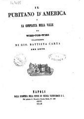 Scelti romanzi storici di J. Fenimore Cooper: Il puritano d'America, o La compianta della valle di Wish-Ton-Wish. 4