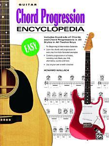 Guitar Chord Progression Encyclopedia Book