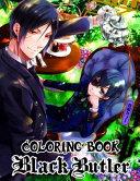 Black Butler Coloring Book