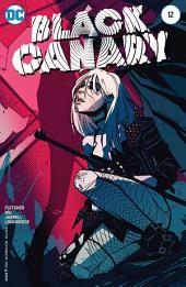 Black Canary (2015-) #12