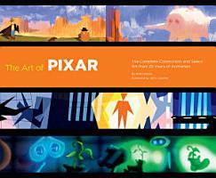 The Art of Pixar  25th Anniversary PDF