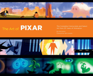 The Art of Pixar  25th Anniversary