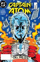 Captain Atom (1986-) #18