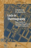 Lock in Thermography PDF