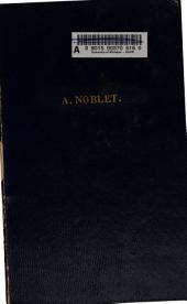 Christine à Fontainebleau: drame en cinq actes et en vers ...