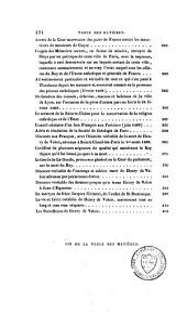 Archives curieuses de l'histoire de France: depuis Louis XI jusqu'à Louis XVIII, ou collection de pièces rares et intéressantes... publiées d'après les textes conservés à la Bibliothèque royale, et accompagnées de notices et d'éclaircissemens : ouvrage destiné à servir de complément aux collections Guizot, Buchon, Petitot et Leber