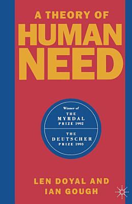 A Theory of Human Need PDF