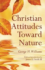 Christian Attitudes Toward Nature