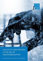 Volatility and friction in the age of disintermediation