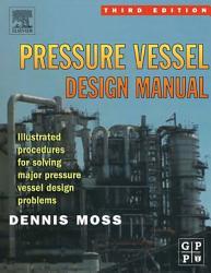 Pressure Vessel Design Manual Book PDF