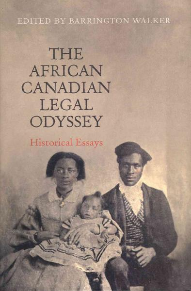 Download The African Canadian Legal Odyssey Book