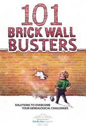 101 Brick Wall Busters