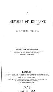 A history of England for young persons