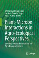 Plant Microbe Interactions in Agro Ecological Perspectives PDF