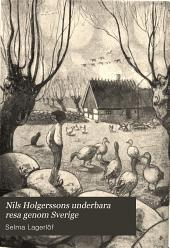 Nils Holgerssons underbara resa genom Sverige: Volym 1