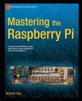 Mastering the Raspberry Pi PDF