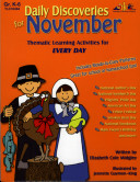 Daily Discoveries for NOVEMBER (eBook)
