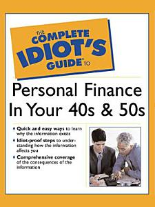 The Complete Idiot s Guide to Personal Finance in Your 40s and 50s PDF