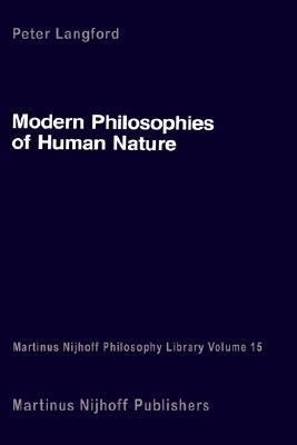 Modern Philosophies of Human Nature PDF