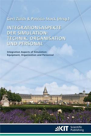 Integrationsaspekte der Simulation  Technik  Organisation und Personal PDF
