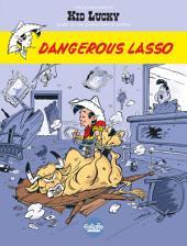 Les Aventures de Kid Lucky d'après Morris - Volume 2 - Dangerous Lasso