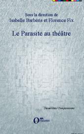 Le parasite au théâtre