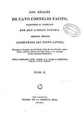 Los Anales de Cayo Cornelio Tácito: Volume 2