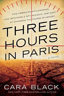 Three Hours in Paris Book