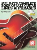Mel Bay's Complete Book of Jazz Guitar