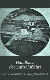 Handbuch der Luftschiffahrt