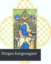 Norges kongesagaer: 1914-utgaven, Volum 4