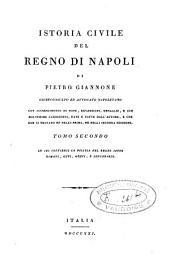 Istoria civile del Regno di Napoli: Volume 2