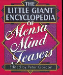 The Little Giant Encyclopedia of Mensa Mind Teasers PDF