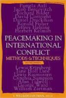 Peacemaking in International Conflict PDF