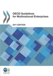 OECD Guidelines for Multinational Enterprises, 2011 Edition