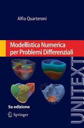 Modellistica Numerica per Problemi Differenziali: Edizione 5