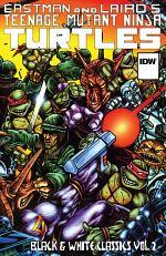 Teenage Mutant Ninja Turtles: Black & White Classics Vol. 2