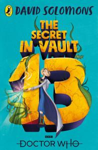 Doctor Who  The Secret in Vault 13 Book