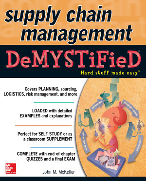 Supply Chain Management Demystified PDF