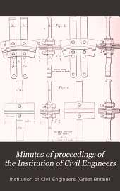 Minutes of Proceedings of the Institution of Civil Engineers: Volume 133