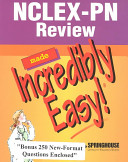 Nclex Pn Review Made Incredibly Easy  PDF