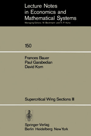 Supercritical Wing Sections III