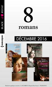 8 romans Black Rose (no410 à 413 - Décembre 2016)
