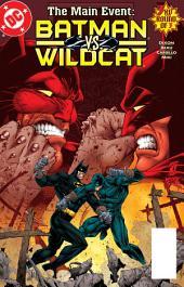 Batman/Wildcat (1997-) #3