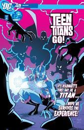 Teen Titans Go! (2003-) #48
