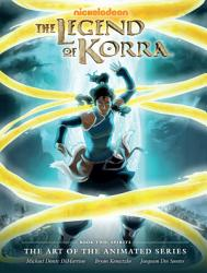 Legend of Korra  The Art of the Animated Series Book Two  Spirits PDF