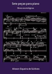 Sete Peças Para Piano