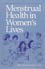 Menstrual Health in Women's Lives